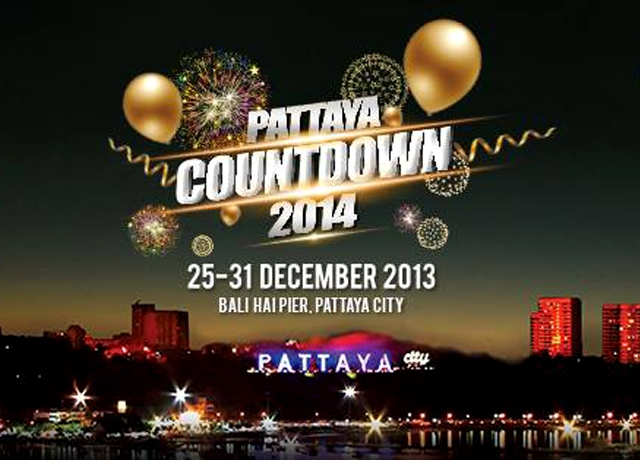 PATTAYA COUNTDOWN 2014